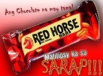 red horse chocolate 2