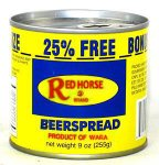 red horse liver spread