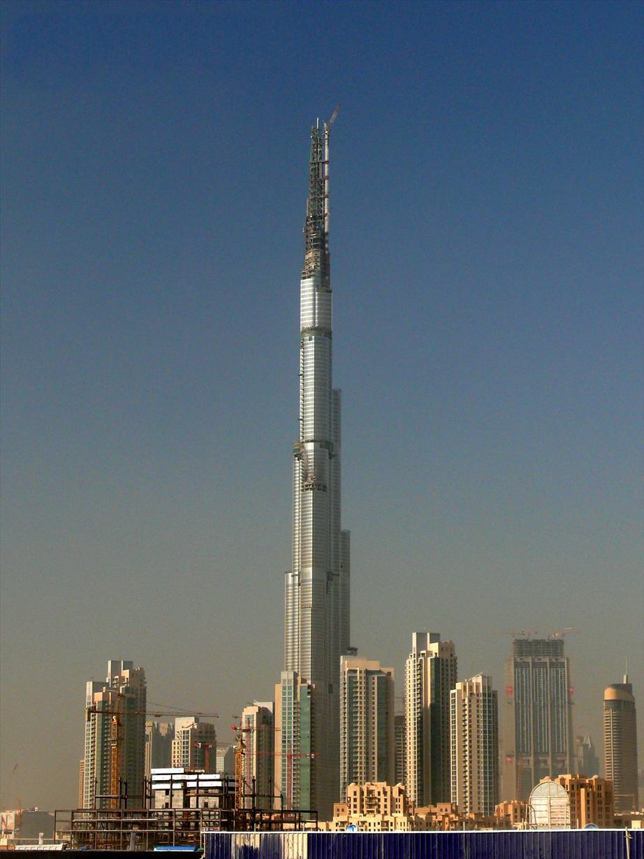 Poster Of Burj Dubai