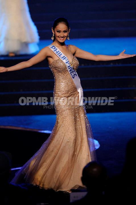 Will Dianne Necio finally win the crown this year ...  |Dianne Necio